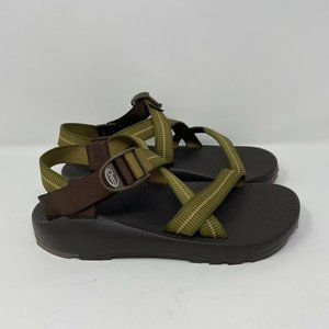 Chaco Z1 UNAWEEP Strap sandals Green black Sports